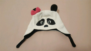 The Children Place Panda Winter Hat Size 0-6 Month
