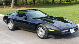 Nice fast clean Corvette trades considered