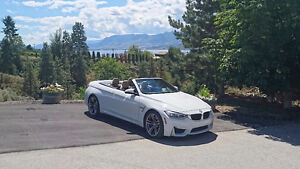 2015 BMW M4 Cabriolet Convertible