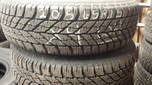 OVER 500 SETS OF GOOD USED WINTER TIRES IN STOCK NOW! Kitchener / Waterloo Kitchener Area image 2