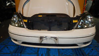 JDM Lexus LS430 Front Conversion Bumper Hood Headlights Fenders