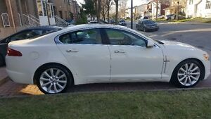 2010 Jaguar XF Berline