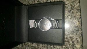 Movado Thin Case men watch