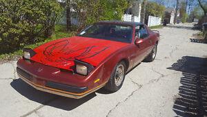 1987 Pontiac Trans Am Firebird