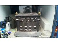 Original Cast iron Wood burner