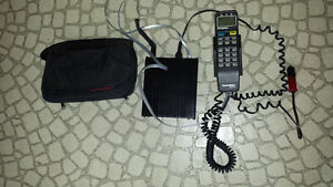 Vintage Nokia Technophone bag phone
