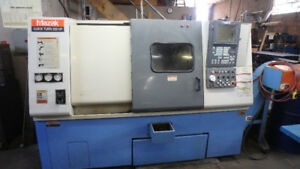 Mazak model QT-250-HP-UNIV  NC turning center