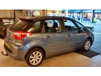 Citroen C4 Picasso 1.6HDi ( 110hp ) VTR+ only 79,595 miles