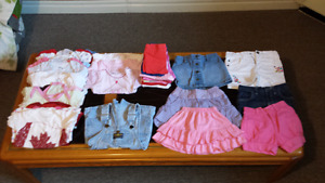 baby girl clothes $20