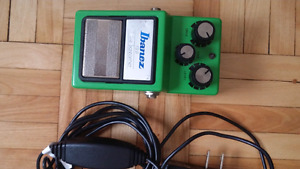 Ibanez TS9 Overdrive Pedal