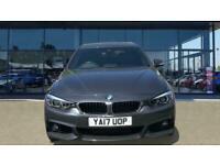 2017 BMW 4 Series 435d xDrive M Sport 5dr Auto [Professional Media] Diesel Hatch
