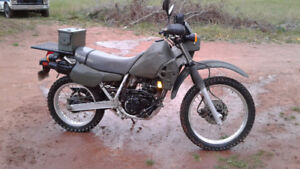 1997 Kawasaki KLR 250 dual sport $1950 OBO