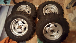 Yamaha Grizzly Brand New Tires and Rims