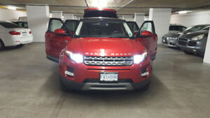 REDUCED: 2014 Range Rover Evoque LOW KMs + No Accident