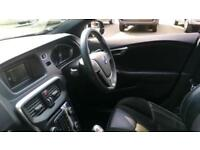 2014 Volvo V40 D3 R DESIGN with Nappa Leather Manual Diesel Hatchback