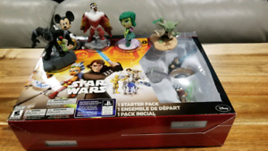 Disney Infinity plus characters for PS3