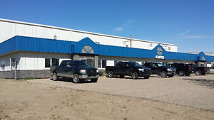 NISKU - NEW LISTING. Prime Location. Shop and Office on 2 Acres.