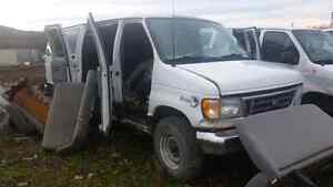 2 Ford Vans for parts Prince George British Columbia image 4