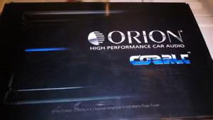 Orion Cobalt 6004 Amplifier Brand New