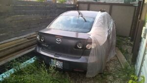 Mazda 3 Parts, still got many left including tranny, cheap