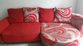 FREE - settee, chair and footstool