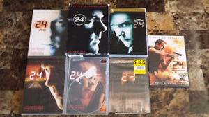 24 DVD TV SERIES