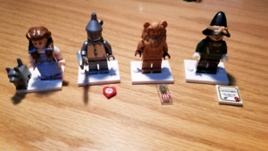LEGO Movie 2 figures