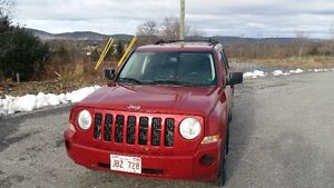 2008 Jeep Patriot Grizzly North Edition SUV, Crossover