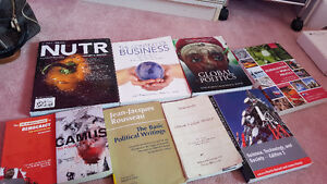 University and College books