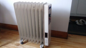 Chaufrette électrique Thermo-Rador