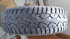 4 - Winter challenger tires. 185/65R14. $100. call 819-230-9767
