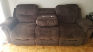 New Price - Couch & motorized chair - GREAT CONDITION
