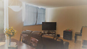 1-BR Apt - 9 mon sublet (option to extend) - *1st month deal*