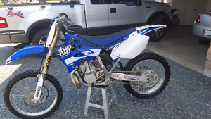 2013 yz 250 two stroke