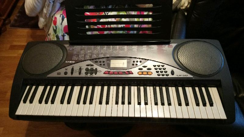 half off 77a17 3f216 Casio LK 50 Keylighting keyboard | in Bonnybridge, Falkirk | Gumtree