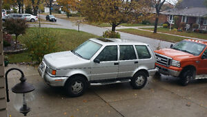 1989 Other Other suv SUV, Crossover