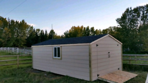 Xl Shed/ Mini Garage 12 x 20