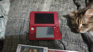 3DS XL With Games And Adapter $250 OBO