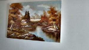 Bike antiques paintings ski boots and more London Ontario image 9