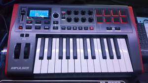 Novation Impulse 25 key