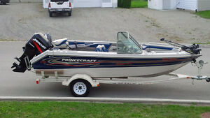 Used 2001 Princecraft SuperPro 176