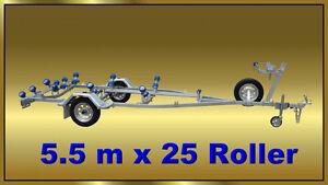 5.6M boat trailer spitfire trailers melbourne free rego Carrum Downs Frankston Area Preview