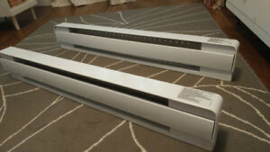 Baseboard Heaters - 2 for $40 (Stelpro)