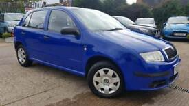 2007 Skoda Fabia 1.4TDI*Only 34.000mil.Only Two Owners*Superb Condition
