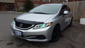 2013 Honda Civic LX - SECOND OWNER/NO ACCIDENTS/MAKE AN OFFER