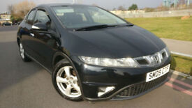2009 Honda Civic 2.2i-CTDi SE +++VERY ECONOMICAL CAR+++