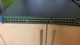 Cisco 3550 SW - 48 Ports