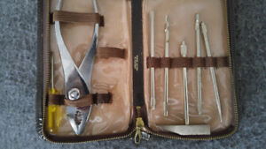 Set of tools like new and sold as you see them!! NEED GONE