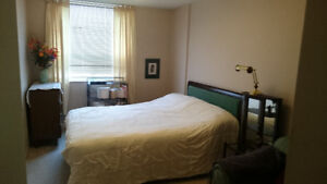 Large Bdrm June 1st or 15th (female roommate preferred)