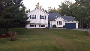 FAMILY FRIENDLY HOME ON A QUIET DEAD END STREET IN QUISPAMSIS.